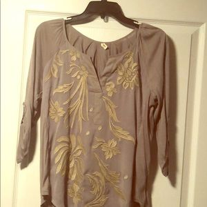 Tiny by Anthropologie top